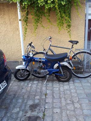 Mini Honda