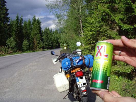 Und täglich ein kleiner Energy Drink...dies ist keine Schleich Werbung! Wirklich ;)