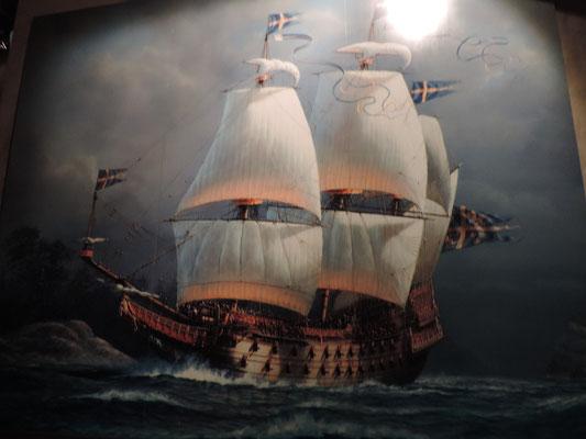 So glorreich sollte das Schiff eigentlich in See stechen