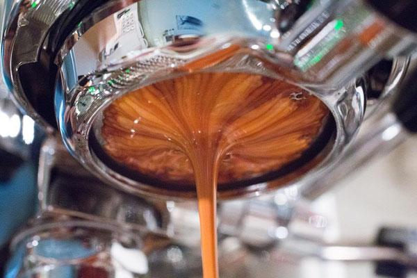Ein guter Espresso macht Manches leichter