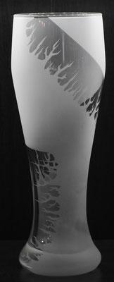 Weizenbierglas Klassisch Motiv 2