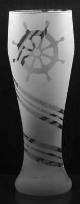 Weizenbierglas Klassisch Motiv 10