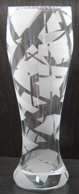 Weizenbierglas Klassisch Motiv 1