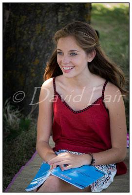 Clara la jeune actrice