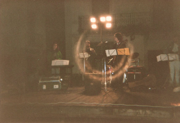 Primer concierto de Erin (foto: Mari Roldán)