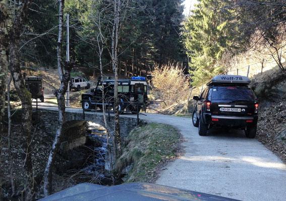 Lago di Mergozzo wolf-78 4x4 offroad Jeep Grand Cherokee WH