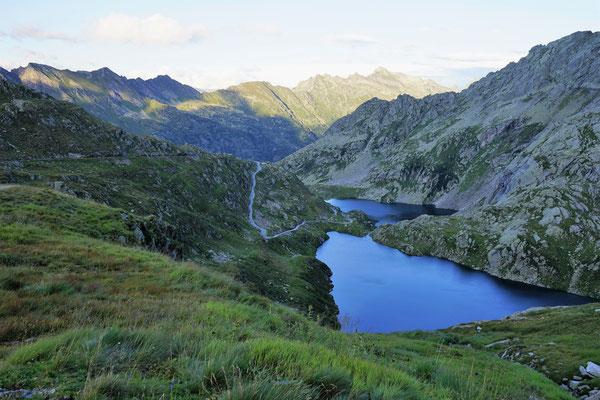 offroad Schweiz Tessin Lago del Narèt Valle Maggia overland expedition 4x4 Natur Alpen Berge wolf78-overland.ch Stausee