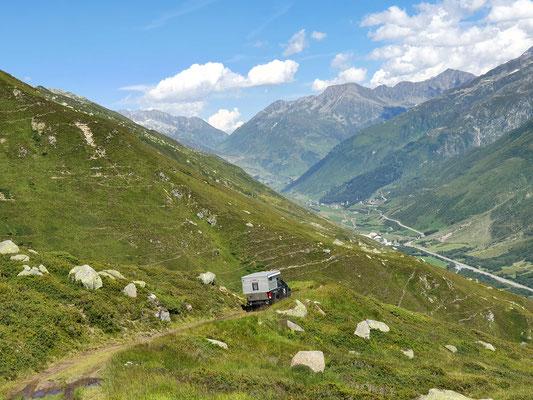 Toyota Hilux Revo 2017 2.4 #ProjektBlackwolf wolf78 exkab offroad overland Camping 4x4 legal offroad switzerland Mountain alpen AFN Steelbumper frontrunneroutfitters #BornToRoam Winch Rival bfgoodrich tires TJM Sknorkel wolf78-overland.ch