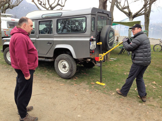 Lago di Mergozzo wolf78 Camping  4x4 offroad overland expedition offroad Wolf78-overland.ch Defender