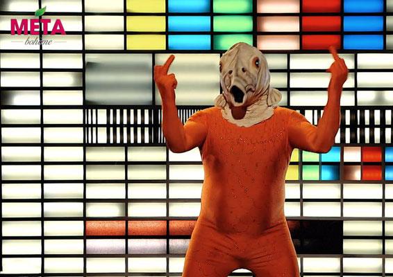 Kostüm für Metabohème