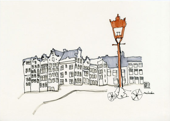 "Title: ""Amsterdam Impressions"" 2012"
