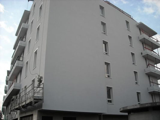 immeuble isolé 38