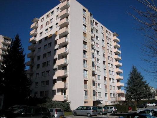 Ravalement d'immeuble à Seyssins (38)