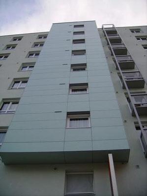 Isolation exterieure immeuble Grenoble