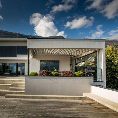 isolation extérieur maison individuelle