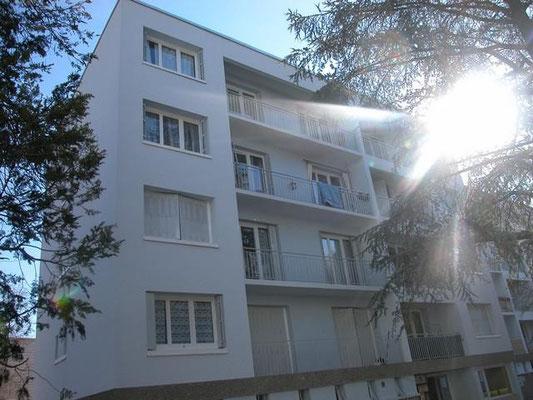 Ravalement facade Isère
