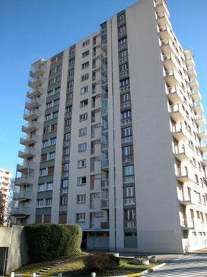 Ravalement de facade à Seyssins près de Grenoble