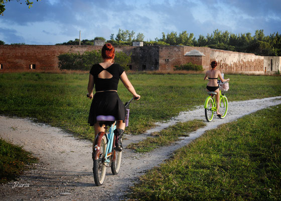Adventuring, Key West, January 2014