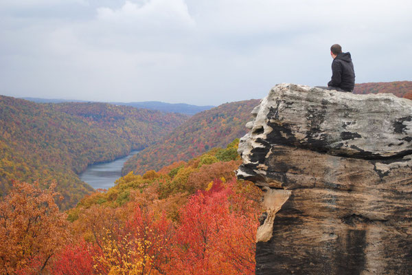 Raven Rock 2, Morgantown, WV: October 2012