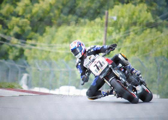 Eric Stump Racing 2, MidOhio: July 2013