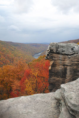 Raven Rock, Morgantown, WV: October 2012