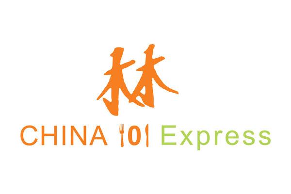 logo design for China 101 Express; Houston, TX, 2013