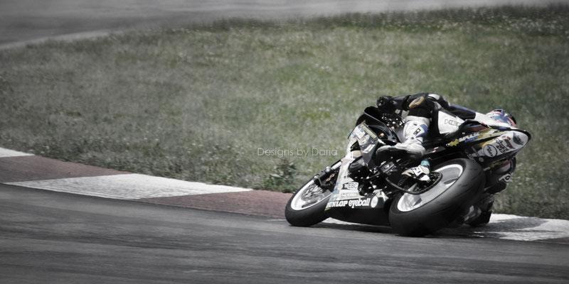 Eric Stump Racing, MidOhio: July 2013