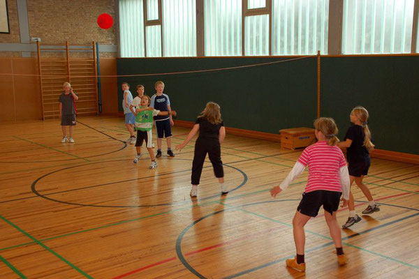 Klasse 4 - Sport