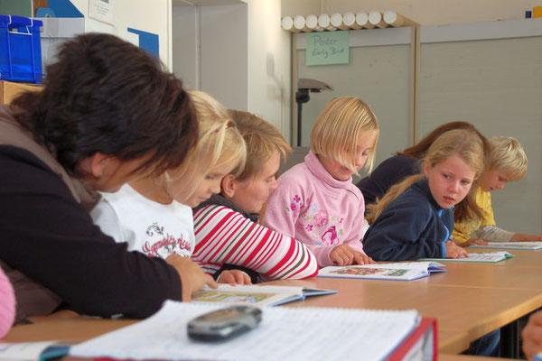 Klasse 2 - Lesestunde