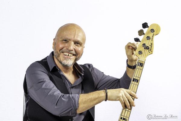 Christophe Bureau guitare basse