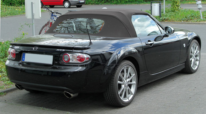 mazda mx 5 nc mazda mx 5 na nb nc und nd. Black Bedroom Furniture Sets. Home Design Ideas