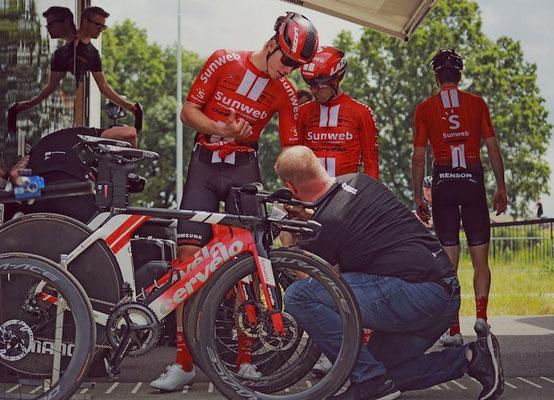 Team Sunweb // Hammer Series Limburg