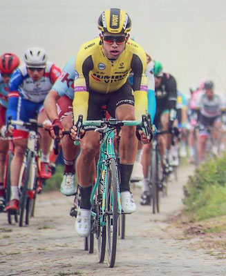 Wout van Aert // Paris-Roubaix
