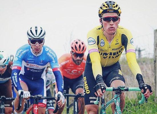 Mike Teunissen // Paris-Roubaix