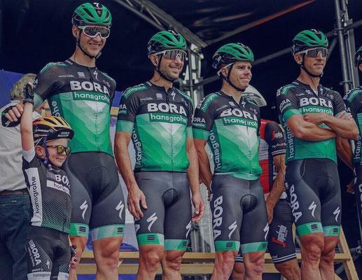 Erik Baska, Oscar Gatto, Team Bora hansgrohe // Hammer Series Limburg