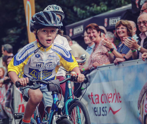 Kids & Pros Race
