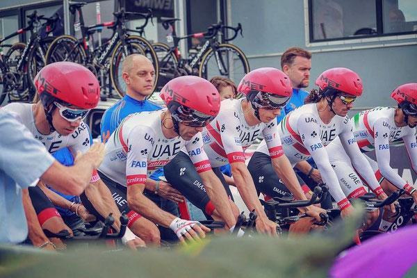 UAE Team Emirates // Hammer Series Limburg