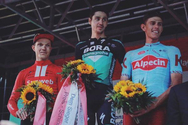 Emanuel Buchmann, Nils Politt, Niklas Arndt