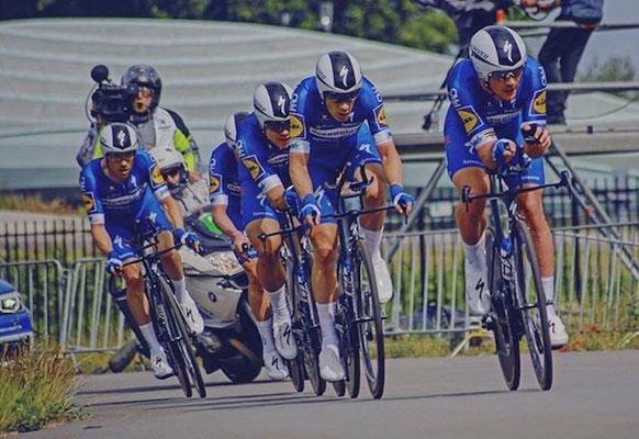 Team Deceuninck Quickstep // Hammer Series Limburg