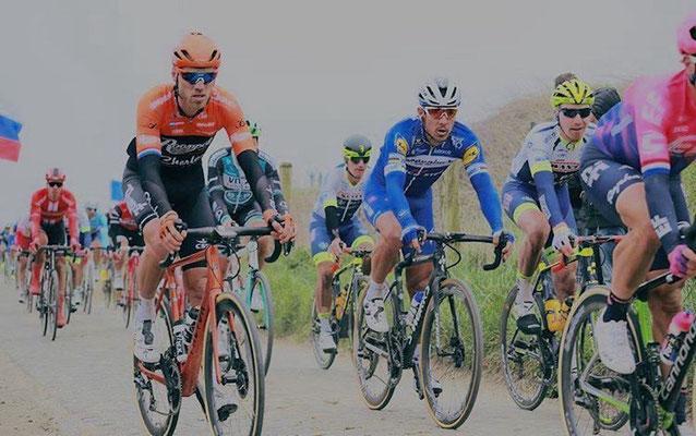 Philippe Gilbert, Lars Boom // Paris-Roubaix
