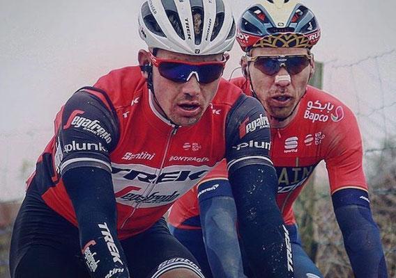 Edeward Theuns, Marcel Sieberg // Paris-Roubaix