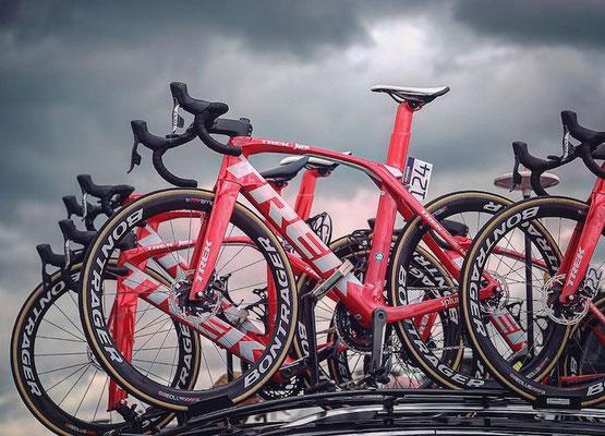 Bikes Team Trek Segafredo // Trek