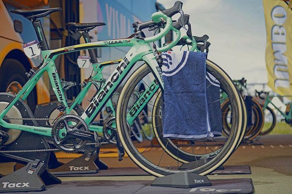 Bikes Team Jumbo Visma // Bianchi // Hammer Series Limburg