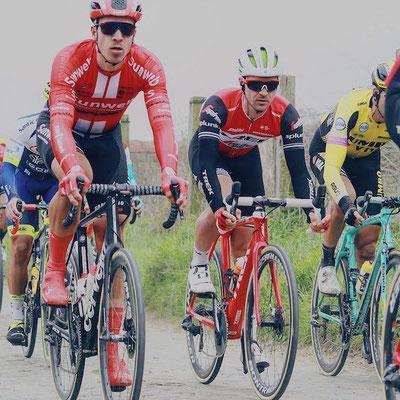 Cees Bol, Edward Theuns // Paris-Roubaix