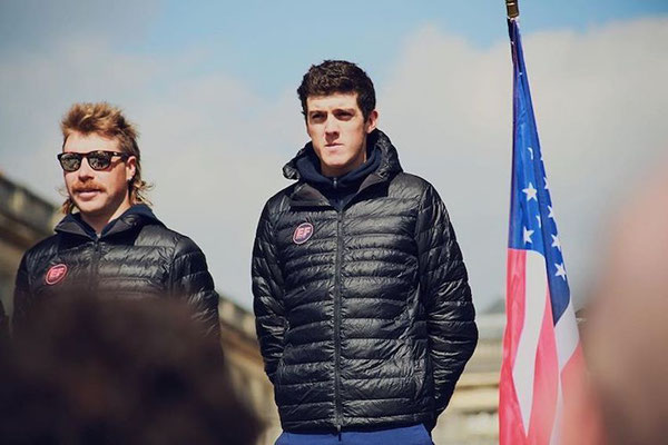 Mitch Docker, Tom Scully // Paris-Roubaix
