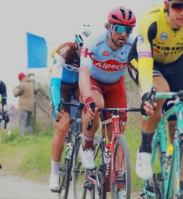 Marco Haller // Paris-Roubaix