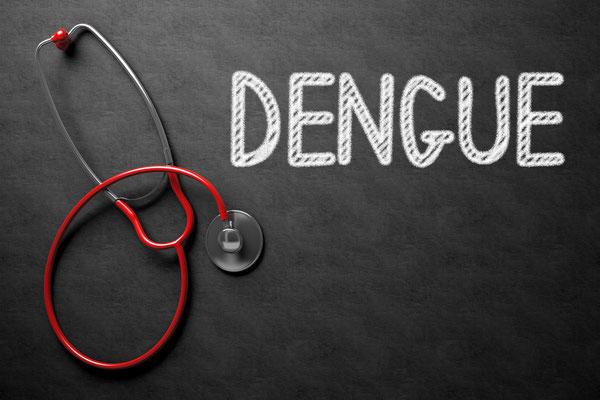 Dengue-Fieber kann mit den richtigen Maßnahmen vermieden werden.