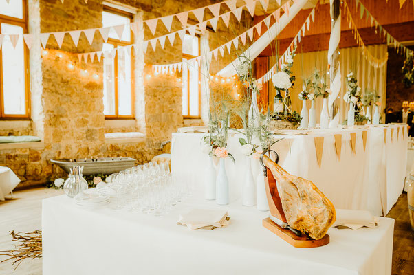 Salle de mariage à Salle-la-source (Aveyron)