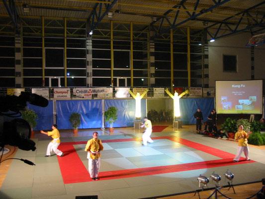 nuits art martiaux 2005