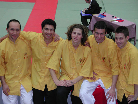 championnat de france  paris 2005
